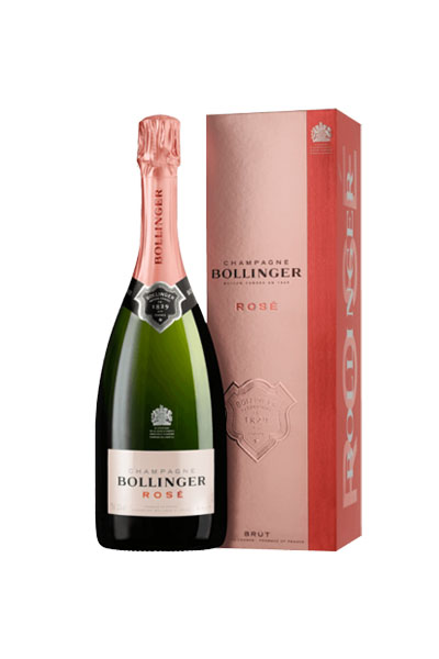 Champagne Rosé Brut Bollinger (astucciato)