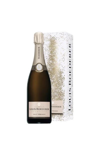 Champagne Brut Premier Louis Roederer (astucciato)